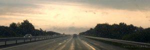 route-soir-pluie