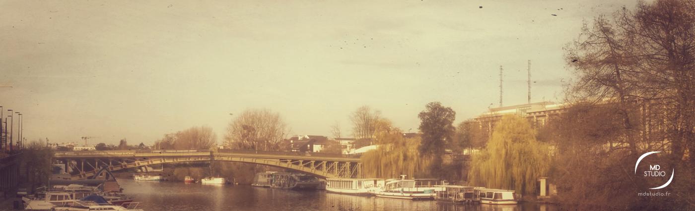 affluent en rive droite de la Loire