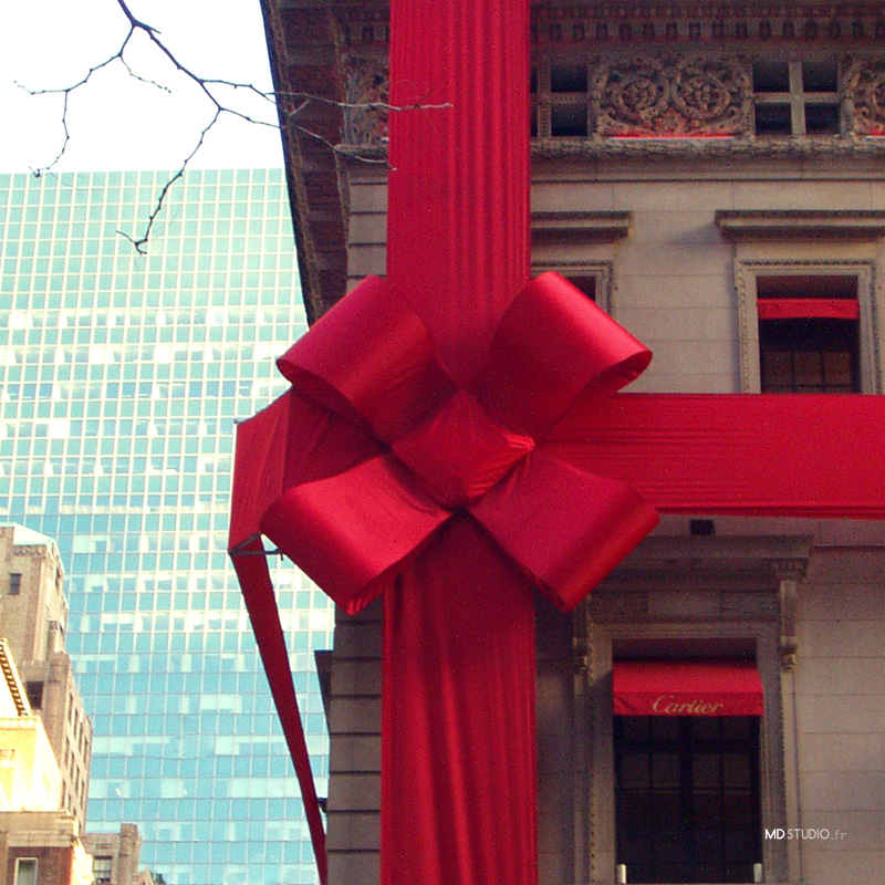 Cartier, Hiver 2003-2004 | New York | MDstudio