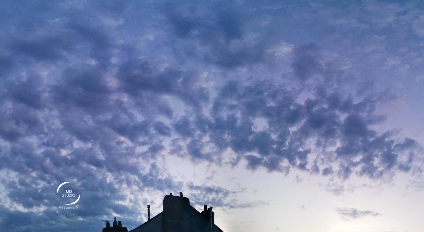 perturbation atmosphérique : nuages au détour du toi
