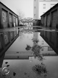 reflet de rue | vue 2 | MDstudio